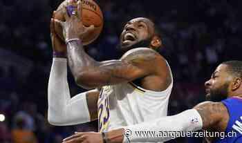 LeBron James, Kevin Durant und Co. wollen wieder spielen - Aargauer Zeitung