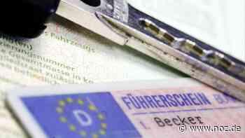 Ohne Führerschein über Grenze gefahren: Einreise in Bunde: Zu alter Geldstrafe droht neues Bußgeld CC-Editor öffnen - noz.de - Neue Osnabrücker Zeitung