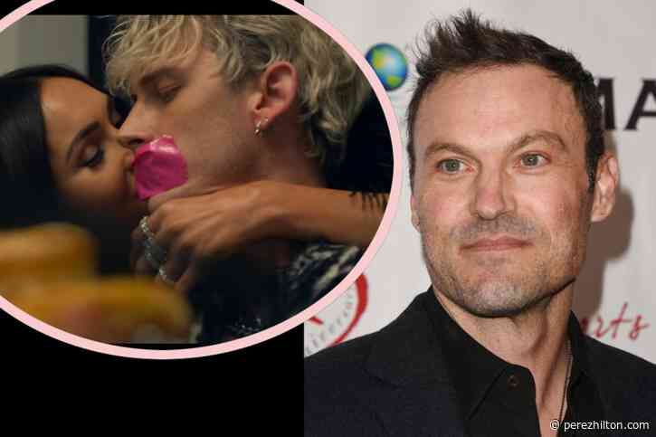 Brian Austin Green 'Devastated' By Megan Fox Breakup — But Will This Change Things With His Eldest Son??