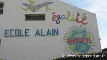 L'école Alain de Saint-Cyprien accueille les enfants des soignants - L'Indépendant