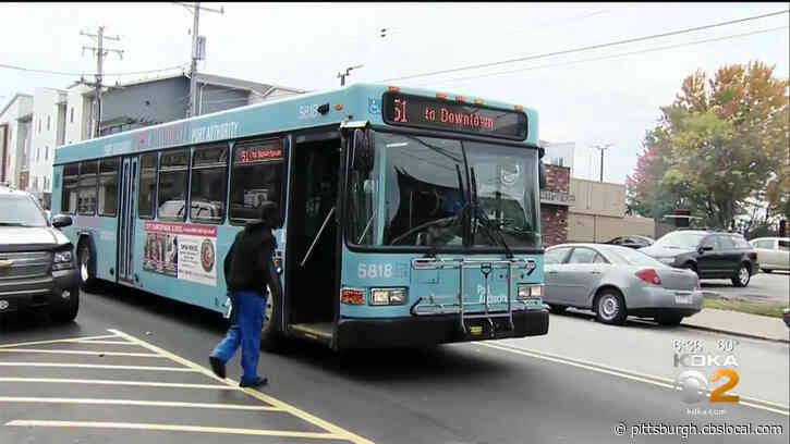 Coronavirus In Pittsburgh: Port Authority To Resume Front-Door Boarding On Buses In June