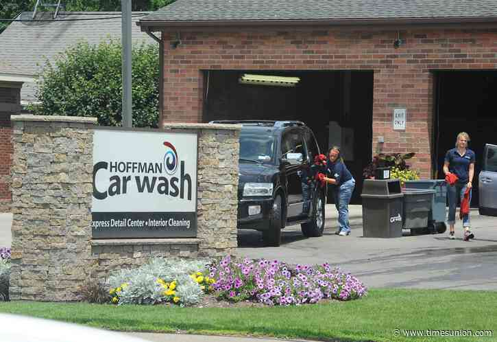 Minn. company suing Hoffman over patented car wash technology