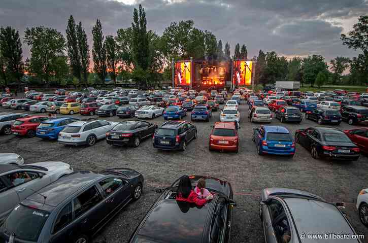 How Drive-In Concerts Are Becoming a New Model for Pandemic Performances