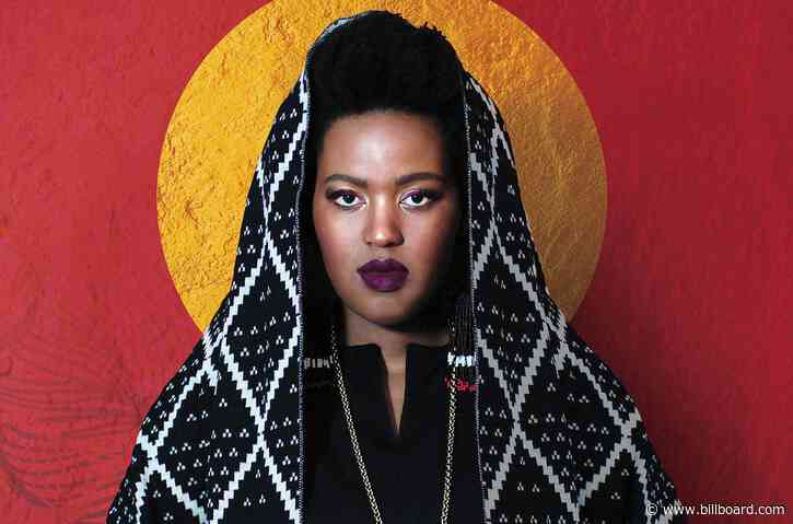 South African Singer-Songwriter Msaki Spreads Her Wings With Angelic Voice on Billboard Live At-Home