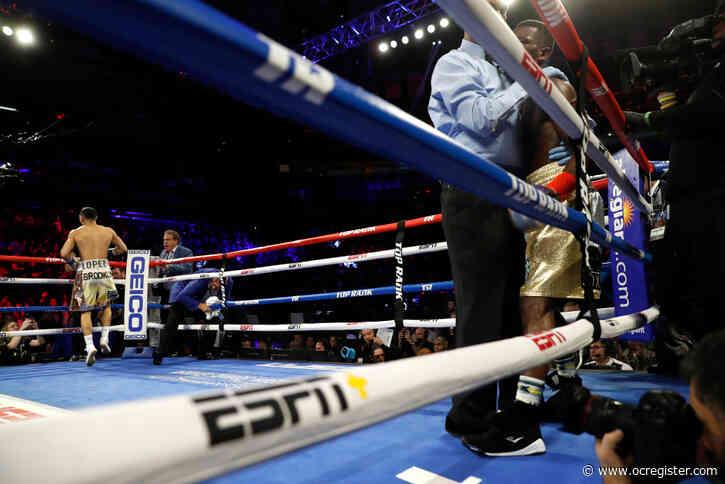 Boxing making its comeback June 9 in Las Vegas