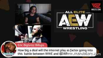 WZ Daily LIVE NOW: Ask WrestleZone Any Wrestling Questions!