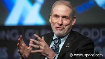 Why did NASA's human spaceflight chief Doug Loverro abruptly resign?