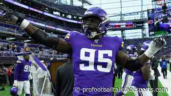Ifeadi Odenigbo on replacing Everson Griffen: I'm taking that approach
