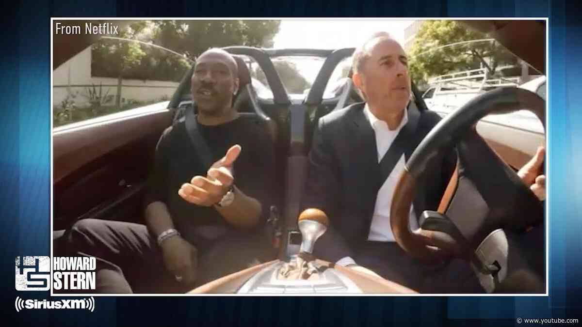 Jerry Seinfeld Talks His Early Days in Stand-Up With Eddie Murphy