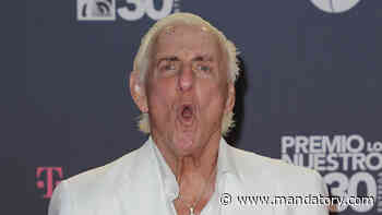 Ric Flair Inks New Deal With WWE, Says He'll Be With WWE Forever
