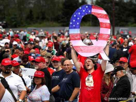 Follower of QAnon conspiracy theory wins Senate primary race in Oregon