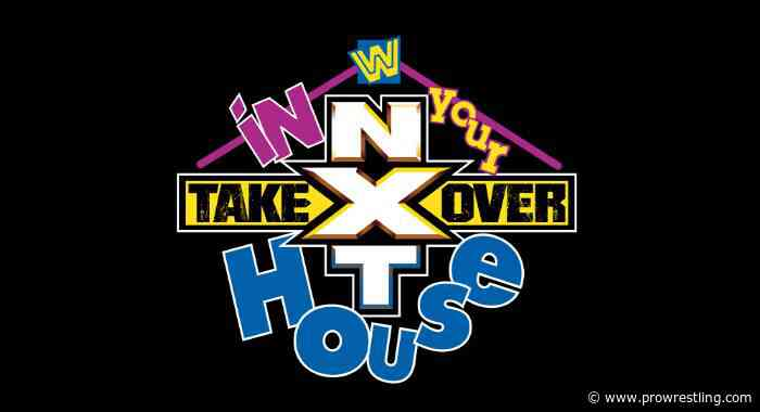 We Speculate Wildly (More Like Mildly) About The NXT Takeover: In Your House Card