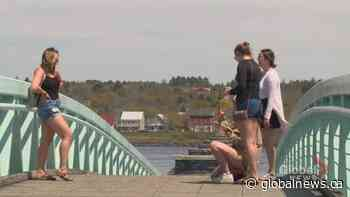 Summer weather arrives in the Maritimes