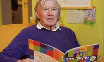 WHAT BOOK would children's author David McKee take to a desert island?