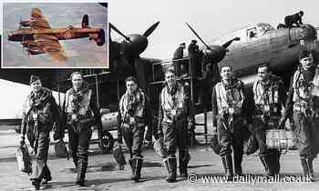 Bomber like a startled stallion: How the Lancaster was more than just an aircraft