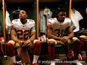 Raheem Mostert will miss Matt Breida but excited for his friend's opportunity
