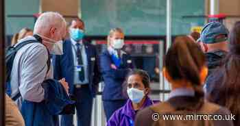 Passengers at Heathrow Airport finally having temperature checks for coronavirus