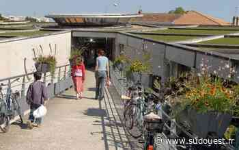 Talence (33) : la médiathèque Castagnéra a rouvert sous haute sécurité sanitaire - Sud Ouest