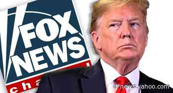 Trump says Fox News isn't doing enough to help Republicans — himself included — to win reelection