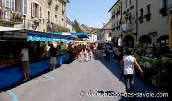 Rumilly - Le marché revient au centre ! - L'Hebdo des Savoie