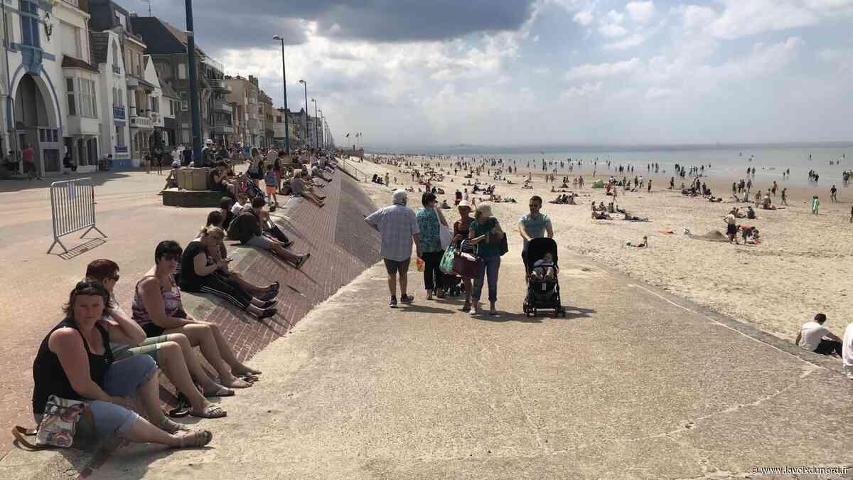 Bray-Dunes: à la plage et sur la digue, un jeudi de l'Ascension en version crash test - La Voix du Nord