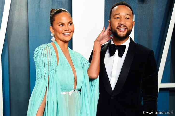 This Fashion Moment Is When John Legend Knew Chrissy Teigen Was the One