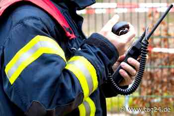 Brand in Aschersleben: Feuerwehr birgt Leiche aus Schutt - TAG24