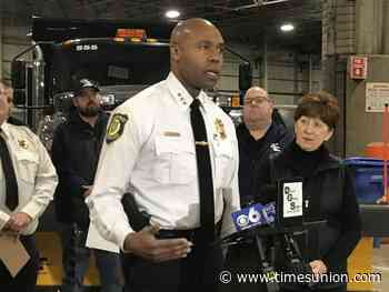 Albany shootings double in early 2020