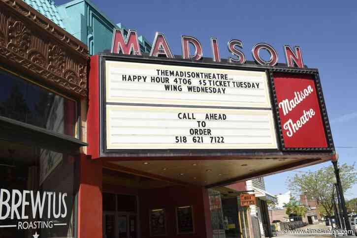 The pandemic shut Albany's Madison Theatre. Its hybrid concept saved it