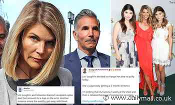 Outrage over Lori Loughlin's 'slap on the wrist' two month prison sentence
