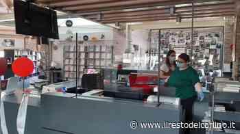 Maiolati Spontini, riapre la biblioteca: la Fornace a prova di Covid - il Resto del Carlino