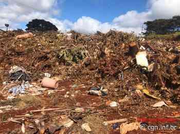 PM Ambiental flagra crime ambiental em aterro de Santa Terezinha de Itaipu - CGN