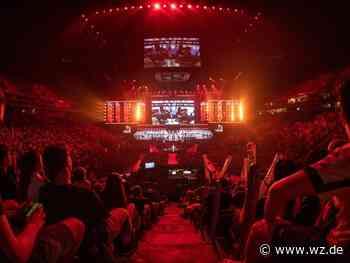 Counter-Strike-Turnier: ESL One Cologne ohne Publikum - Tickets gelten für 2021 - Westdeutsche Zeitung