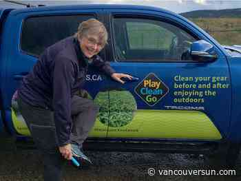 May is invasive species action month, time to check spread of noxious plants, creatures