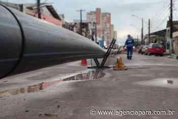 Cosanpa conclui implantação da nova rede de água da Travessa Mauriti - Para