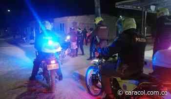 Toque de queda durante el puente festivo en todos los municipios de Bolívar - Caracol Radio