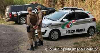 Homem de 27 anos morto a facadas é encontrado em Blumenau - O Município Blumenau