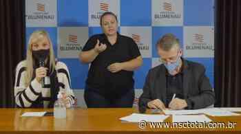 Decreto prorroga contratos de profissionais temporários da educação de Blumenau - NSC Total