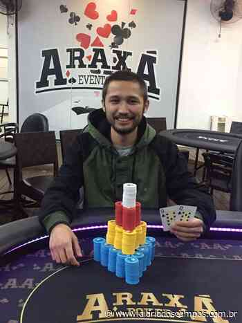 Diário dos Campos | João Hayashi, de Ponta Grossa, é campeão em torneio de poker e ganha R$ 5,2 milhões - Diário dos Campos