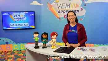 Diário dos Campos | Prefeitura de Ponta Grossa fará mudanças em aulas transmitidas pela TVE - Diário dos Campos