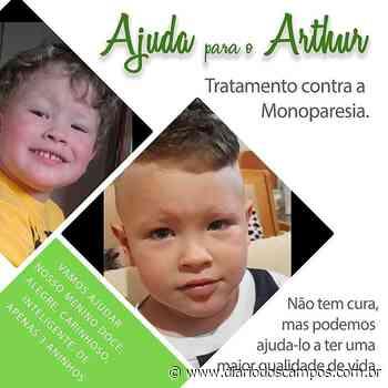 Diário dos Campos | Mãe de Ponta Grossa pede ajuda para tratar filho com doença rara - Diário dos Campos