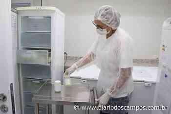 Diário dos Campos | Saúde de Ponta Grossa reforça importância da doação de leite materno - Diário dos Campos