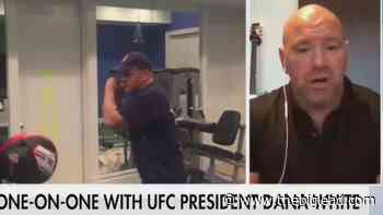 Sean Hannity Showed Dana White His Training Montage - The Big Lead