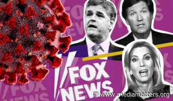 Sean Hannity defends hydroxychloroquine - Media Matters for America