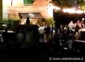Movida a Frascati, i giovani si assembrano senza mascherina. Il Sindaco prende provvedimenti - VIDEO - Castelli Notizie