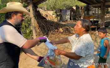 Coronavirus SLP. Ciudad Valles entregará más de 110 mil despensas - Milenio