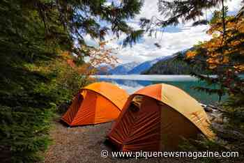 BC Parks' camping facilities are reopening on June 1