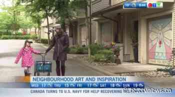 Community Connection-Port Moody Heart Market | CTV News - CTV News