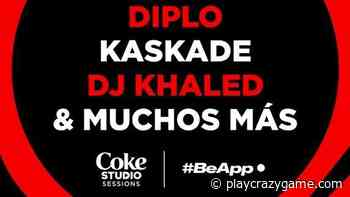 Katy Perry, Bebe Rexha, DJ Khaled, Steve Aoki and more will be in Coke Studio Sessions - Play Crazy Game