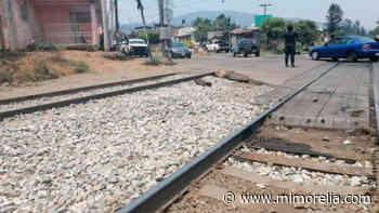 Liberan vías en Uruapan; hay dos vehículos recuperados - MiMorelia.com